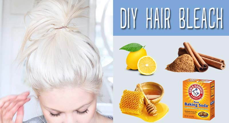 7 Tips For DIY Hair Bleach You Can Use Today