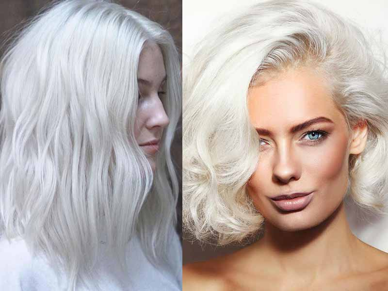 How To Get White Hair Without Bleach? Help!
