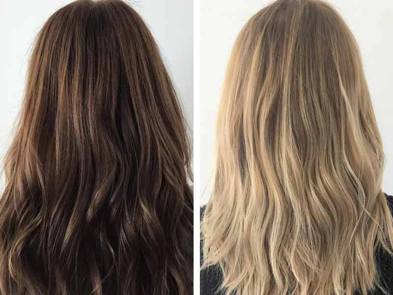 How To Dye Brown Hair Blonde Without Bleach?