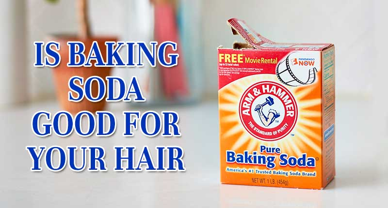 Is Baking Soda Good For Your Hair? - Myths Debunked!