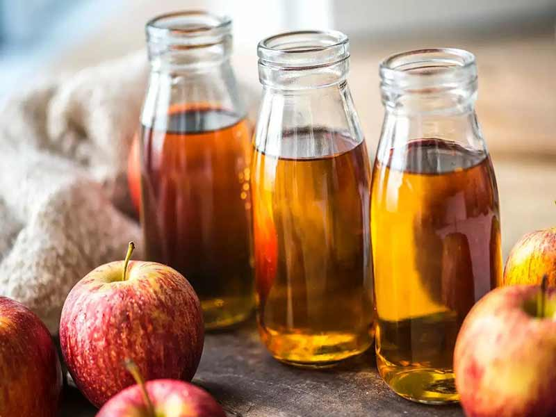 Triple Apple Cider Vinegar For Hair Results In Half The Time
