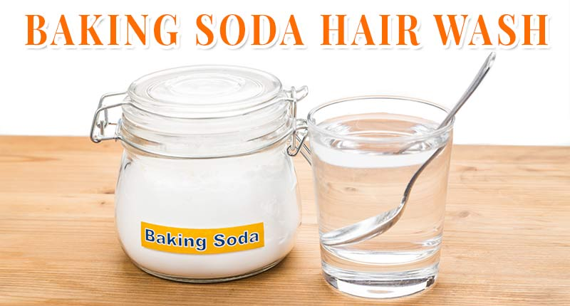 Learn To Do Baking Soda Hair Wash Like A Professional