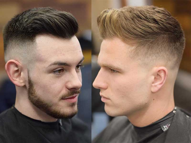 5 Best Haircuts For Men With Receding Hairline