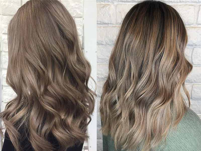 Ash Brown Hair Color Great Ways To