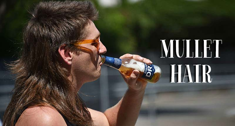 Mullet Hair Is Back And Going To Be HUGE This Year!