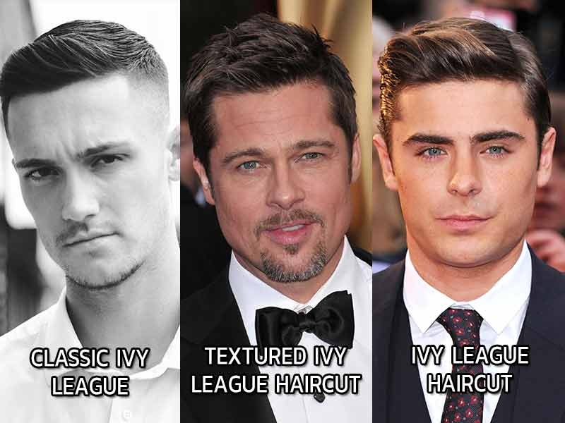 Top 9 Ivy League Haircut For Men You Should Not Ignore