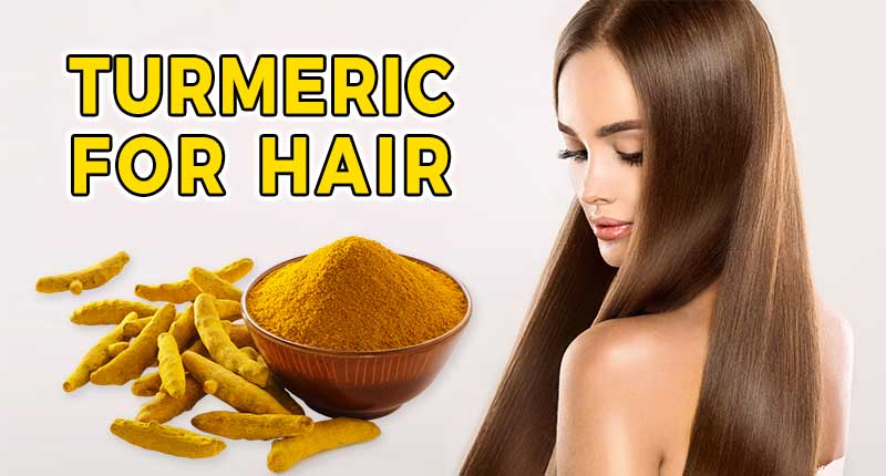 Turmeric For Hair Growth: Benefits & Usage
