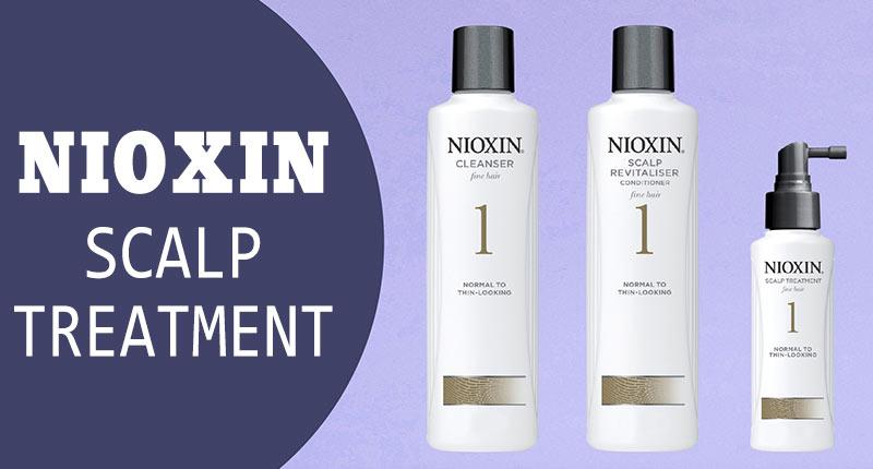 Is Nioxin Scalp Treatment An Viable Solution For Hair Loss?