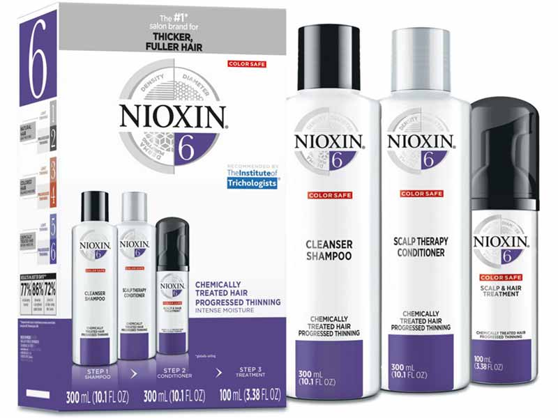 Is Nioxin Scalp Treatment An Viable Solution For Hair Loss?
