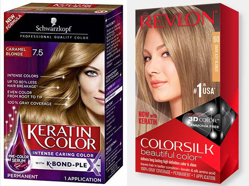 BEST HAIR COLOR FOR GRAY HAIR YOU'LL REALLY WANT