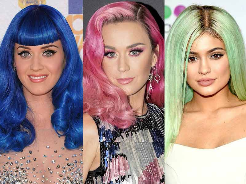 Try Colored Wigs For New Fascinating Hues Of Hair!