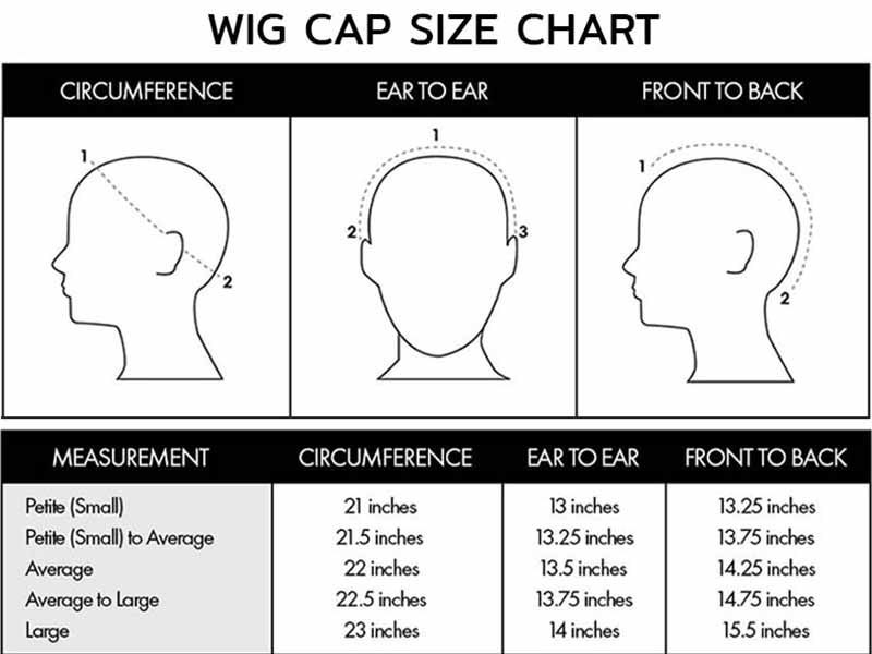 How To Measure For A Wig? - The Detailed Guide