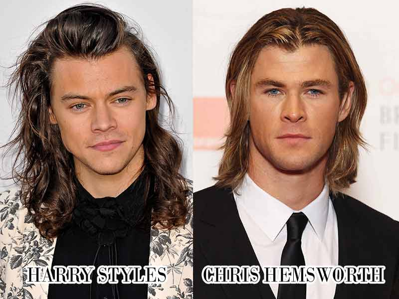 Top 5 Famous Guys With Long Hair: Our Latest Faves!