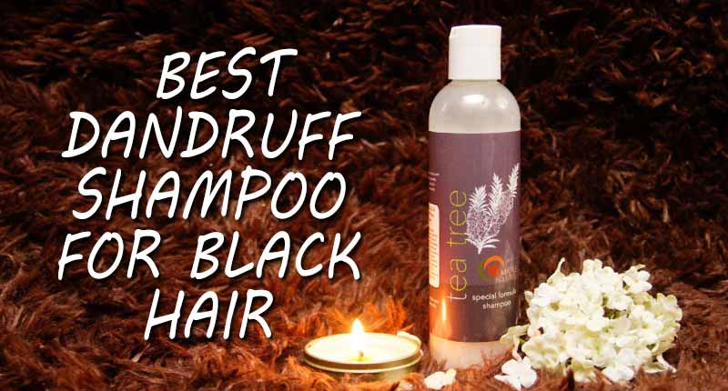 Top 5 Best-Rated Dandruff Shampoo For Black Hair