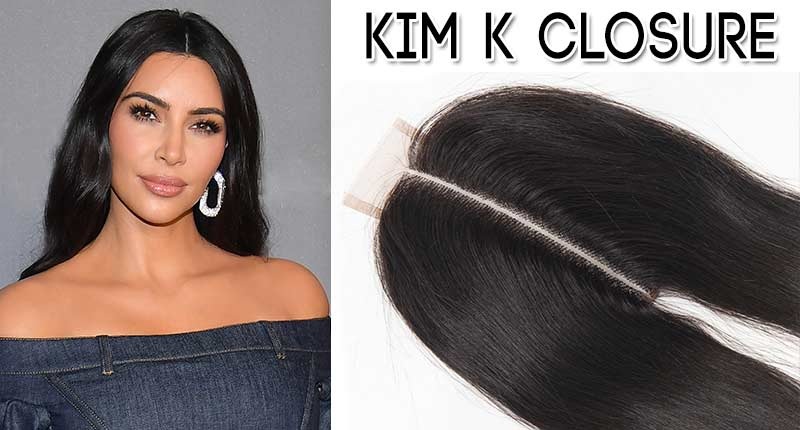 Kim K Lace Closure Is Burning HOT Right Now! | Lewigs