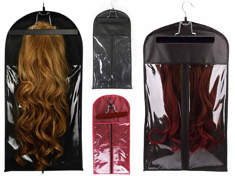 How To Travel With A Wig? Wig Packaging & Caring