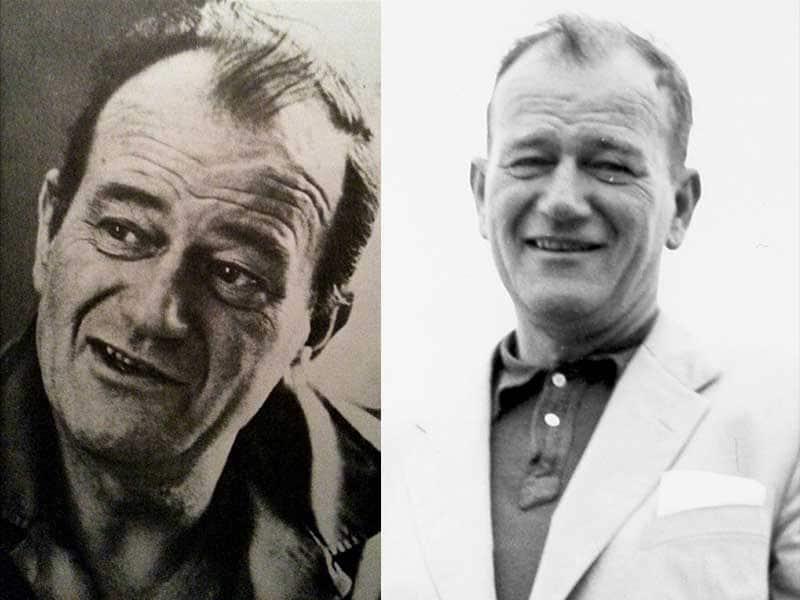 Rumor Buzzed On John Wayne Toupee - He Even Jokes About It!