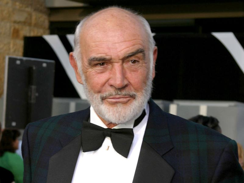 Sean Connery Toupee - Our James Bond Admitted Wearing It!