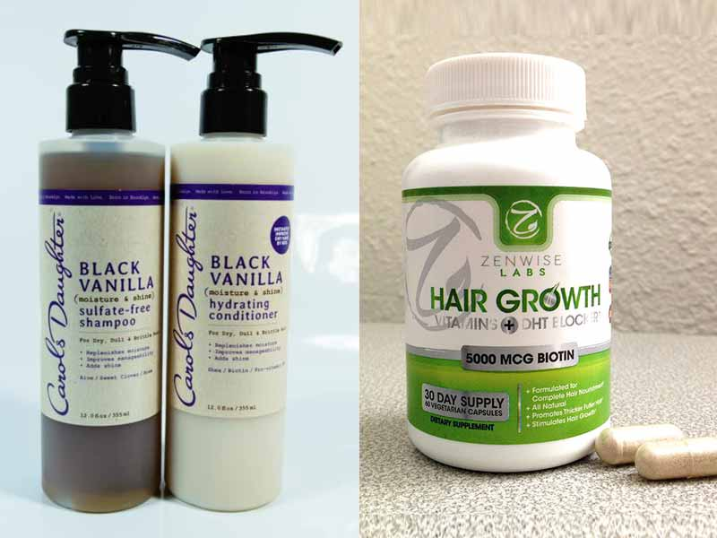 9 Best Hair Growth Products For African American Women 2020