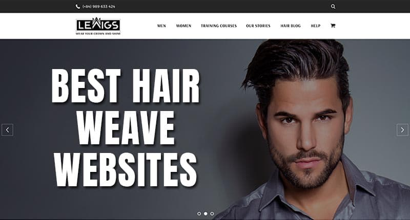 7 Top Best Hair Weave Websites To Buy Your Hairpieces At