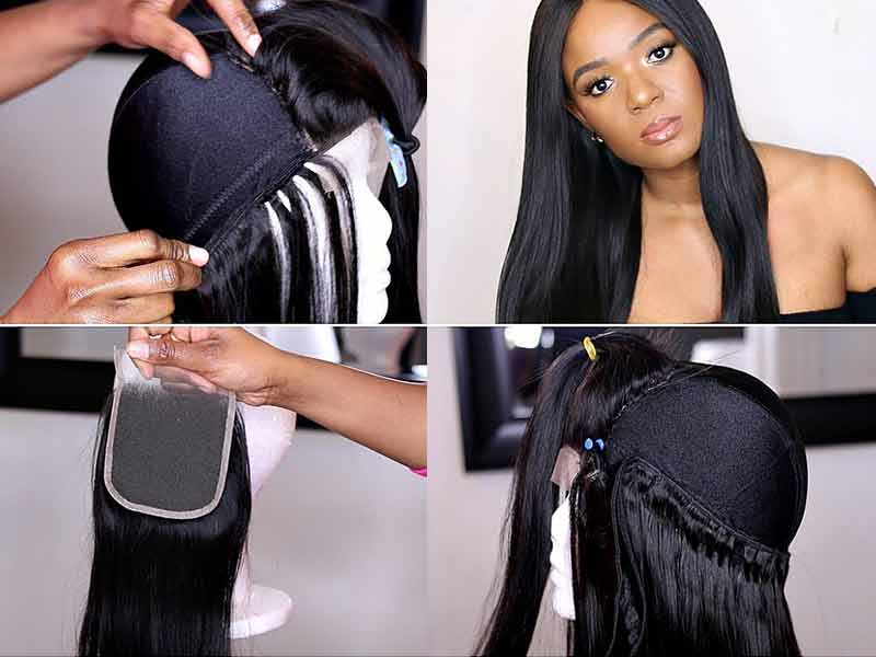 Human Hair Weave Bundles With Closure - Your Way To A Beautiful Wig