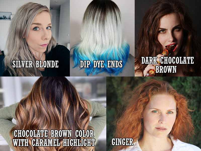 Wig Colors Decoding: From A To Z About Choosing Color For Your Wig