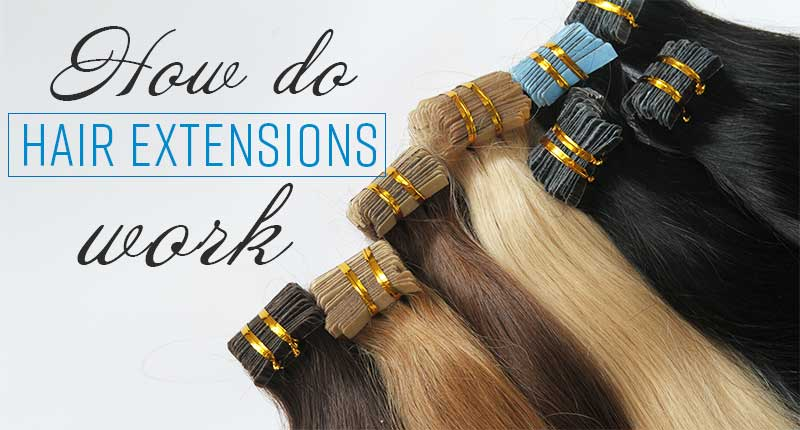 How Do Hair Extensions Work On Short And Thin Hair?