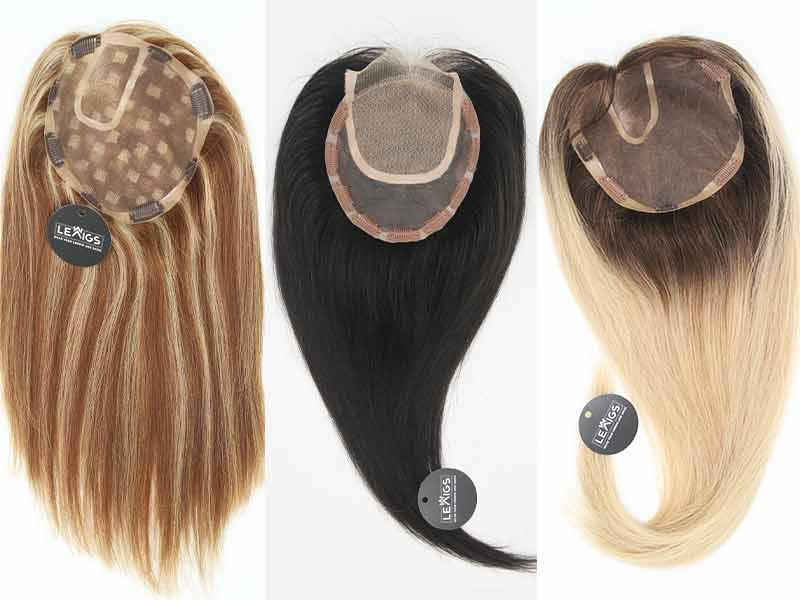 How To Put On A Topper Hair Piece With Clips?