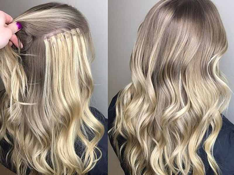 Hair Extensions Before And After Transformation (With Pictures)