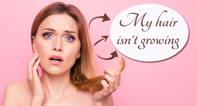 My Hair Isn't Growing - Cracking The Underlying Causes