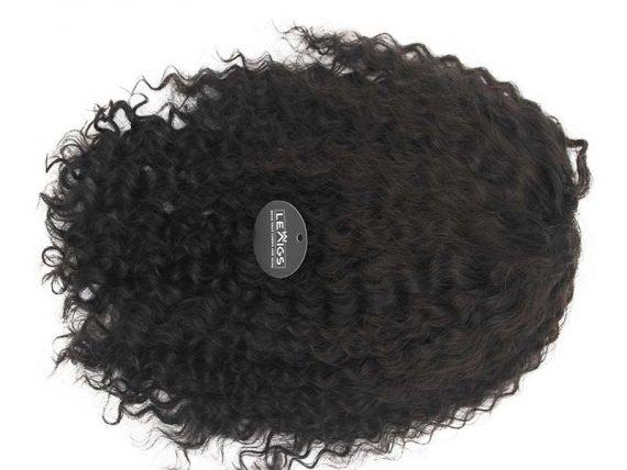 "18"" Deep Wave Full Lace Wig 150% Density"
