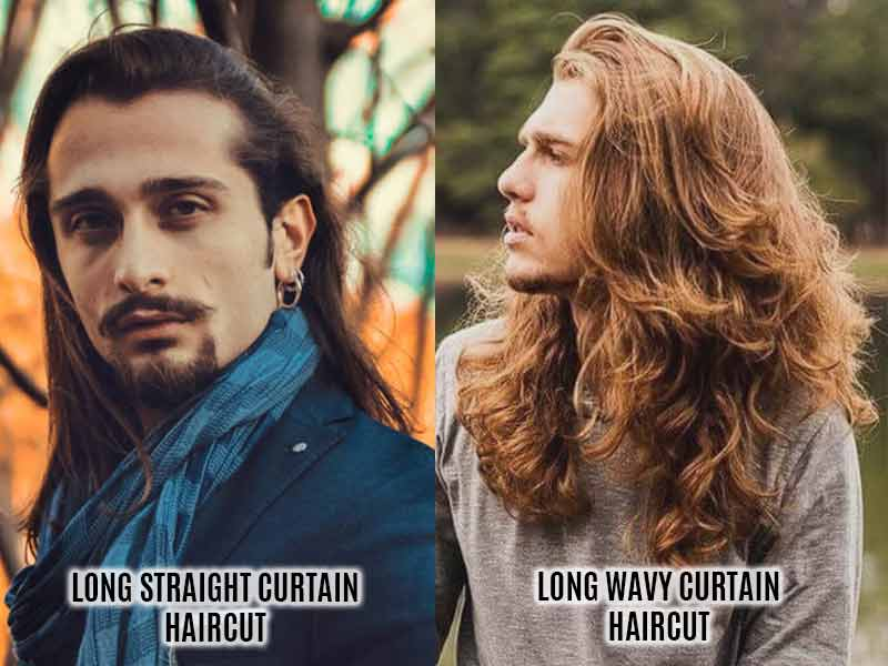 8 Best Male Curtain Haircuts For Different Hair Lengths