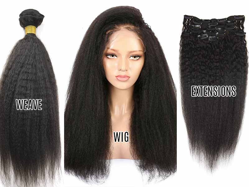 Kinky Straight Hair: Definition, Features, Places To Buy