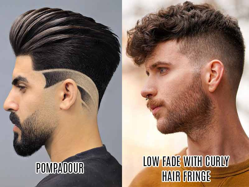 8 Sexy Hairstyles For Men - They Look So Damn Good!