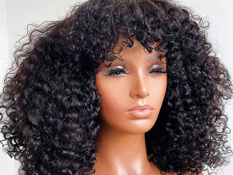How To Thin Out A Curly Wig? No Longer A Challenge!