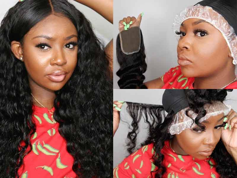 Quick Weave With Lace Closure - The Secret To Gorgeous Hairdo