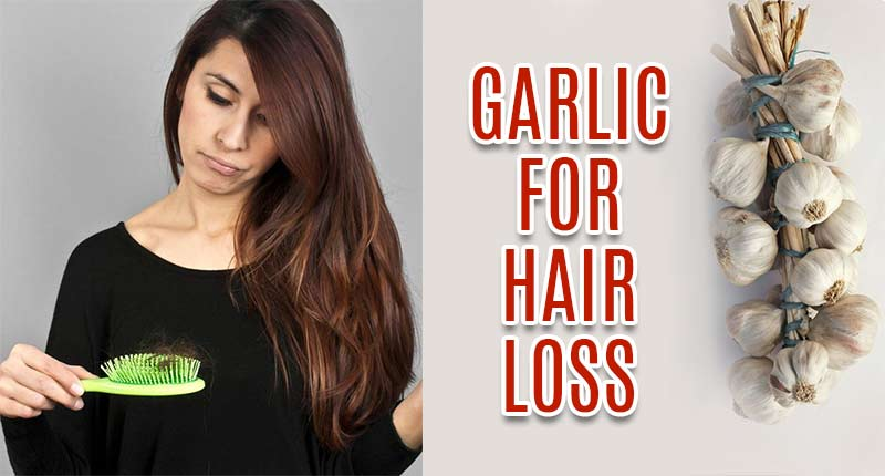 Revolutionize Your Garlic For Hair Loss With These Easy-Peasy Tips
