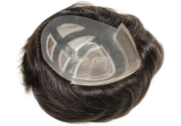 Lewigs Human Hair Toupee
