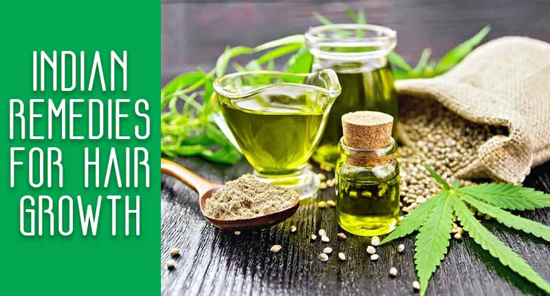 Unbiased Review On 6 Best Indian Remedies For Hair Growth